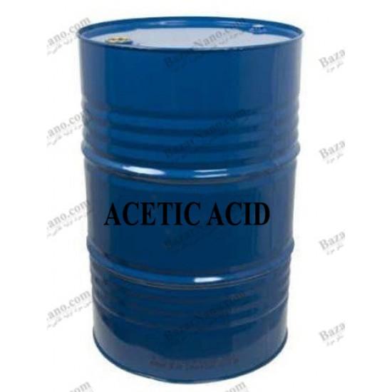 اسید استیک