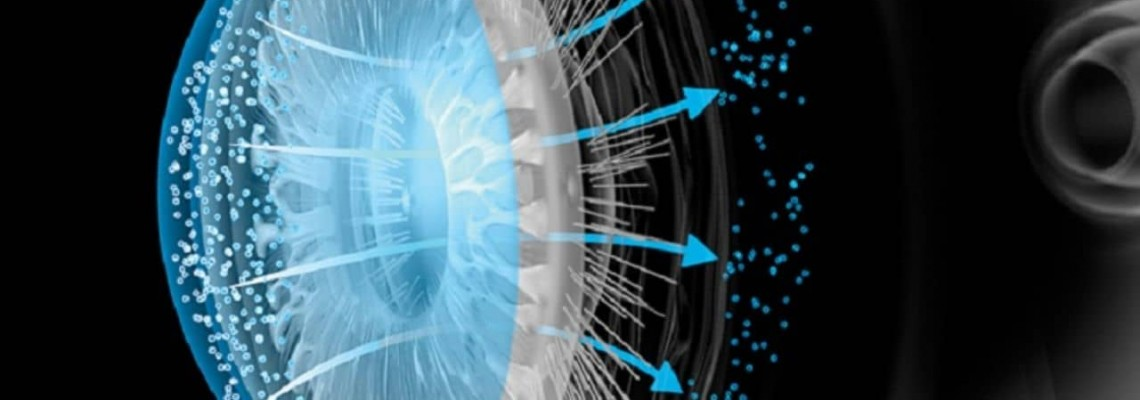 تولید نانو داربستهای رشد سلولهای بنیادی چشم