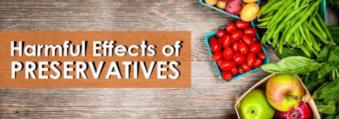 تاثیر نگهدارنده های مواد غذایی بر سلامت انسان