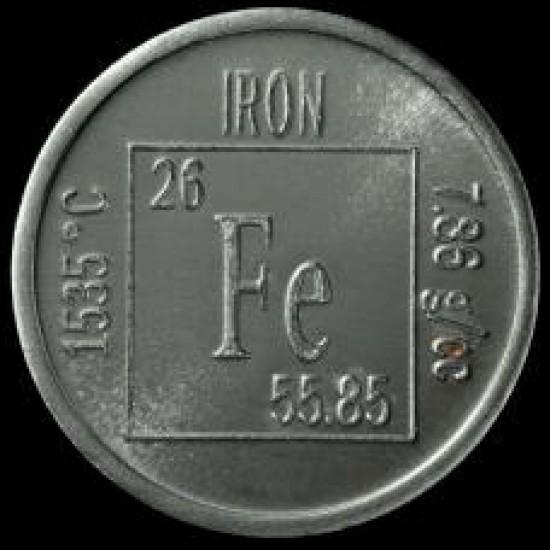 آهن (Fe) ؛ 45 میکرون