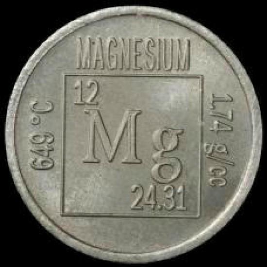منیزیم (Mg) ؛ 63 میکرون