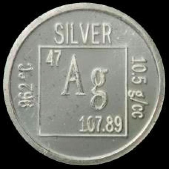 نقره (Ag) ؛ -20 میکرون