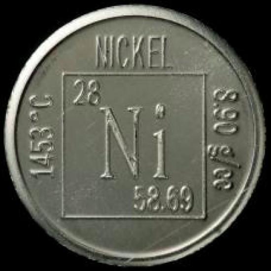 نیکل اکساید مشکی (NiO)  میکرونیزه
